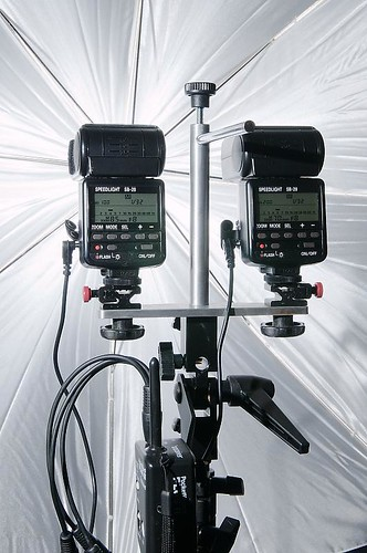 Double Flash Adapter | by Kevin Eddy
