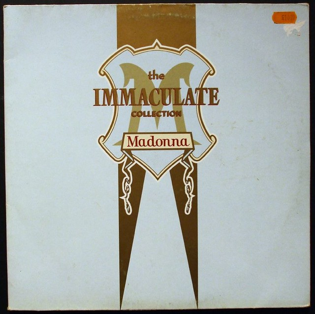 Explore This Immaculate New: Madonna - The Immaculate Collection