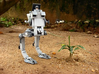 Lego AT-ST | by vaxxav