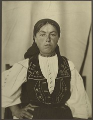 [Romanian woman.] | by New York Public Library