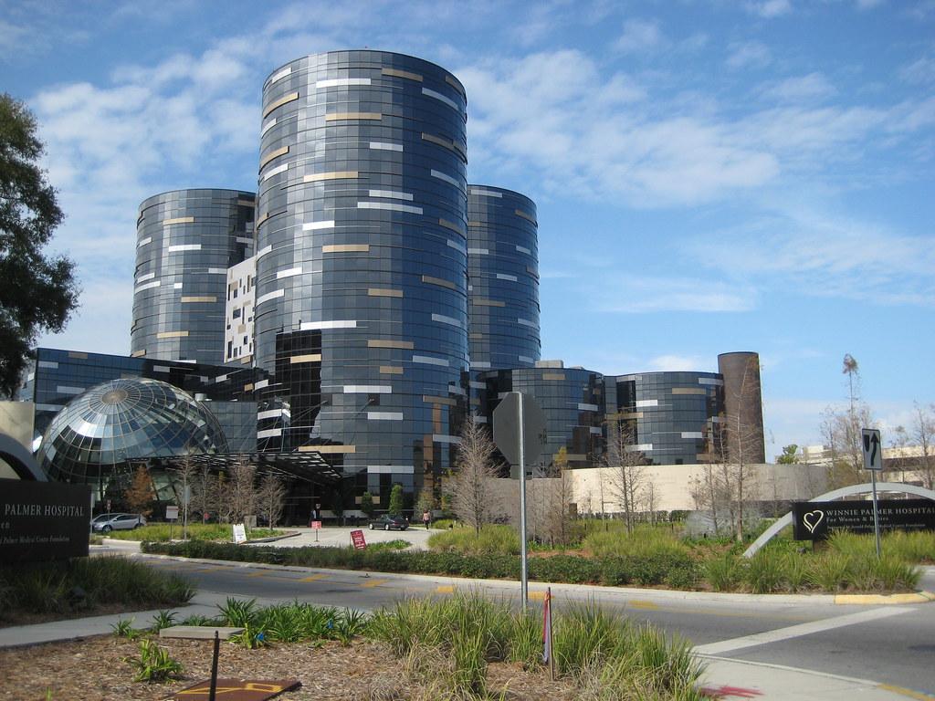 Winnie Palmer Hospital for Women and Babies, Orlando, FL ...