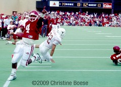 Razorbacks touchdown to win with 12 seconds to go | by Chris Boese