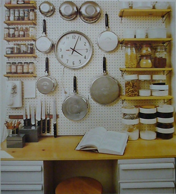 ... Pegboard Kitchen | By Heath U0026 The B.L.T. Boys