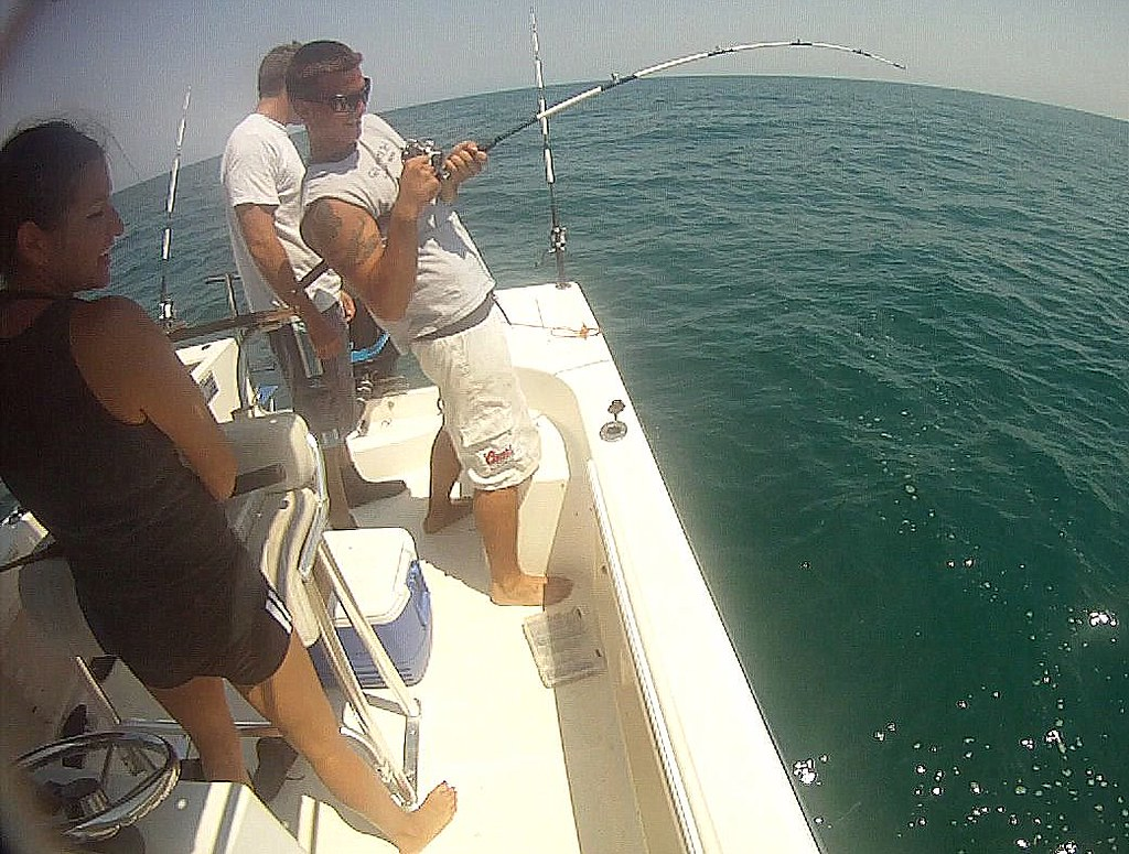 Fishing in venice florida with fishing charter captain r for Fishing charters englewood fl