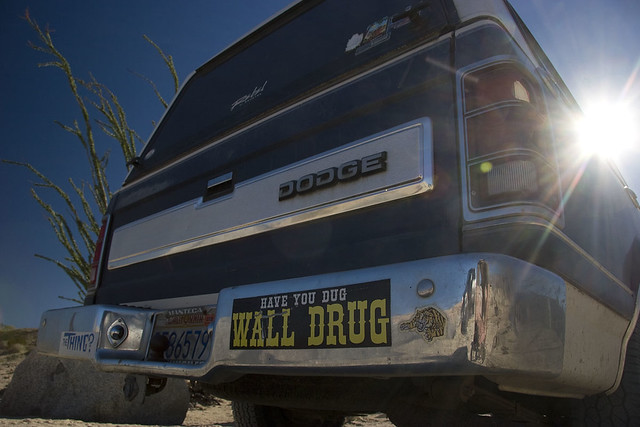 ... 9461 Wall Drug Bumper Sticker | By Kevin Baird Part 14