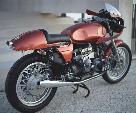 Cafe Racer Bmw  Rt