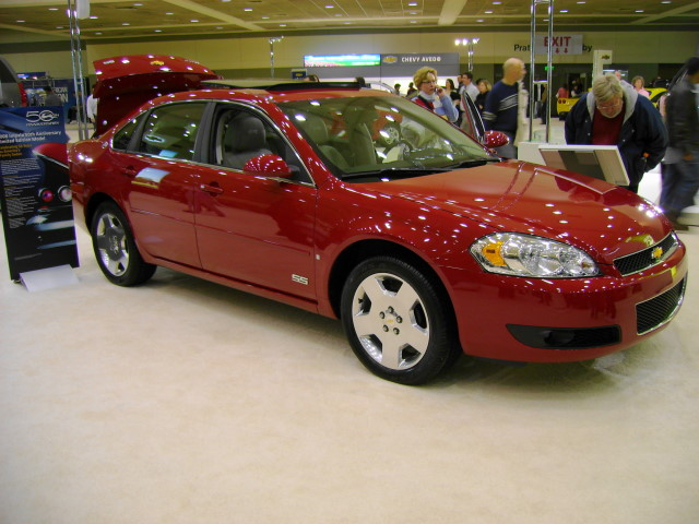 2008 Chevy Impala SS | Motor Trend International Auto Show ...