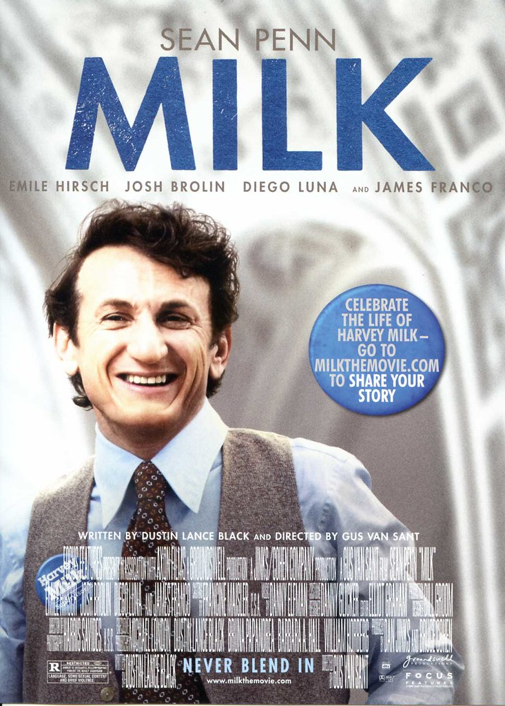 milk movie poster an amazing film based on a true story