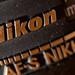 Nikon Lens Closeup