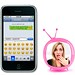 iJustine iPhone Emoji iCon Love