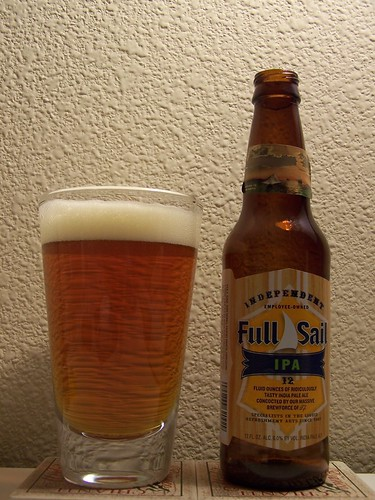 Full Sail Brewing Co. IPA | by Must Love Beer
