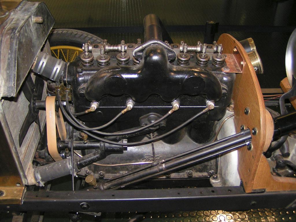 Ford Model T Racer Engine Ford Model T Racer Dave 7