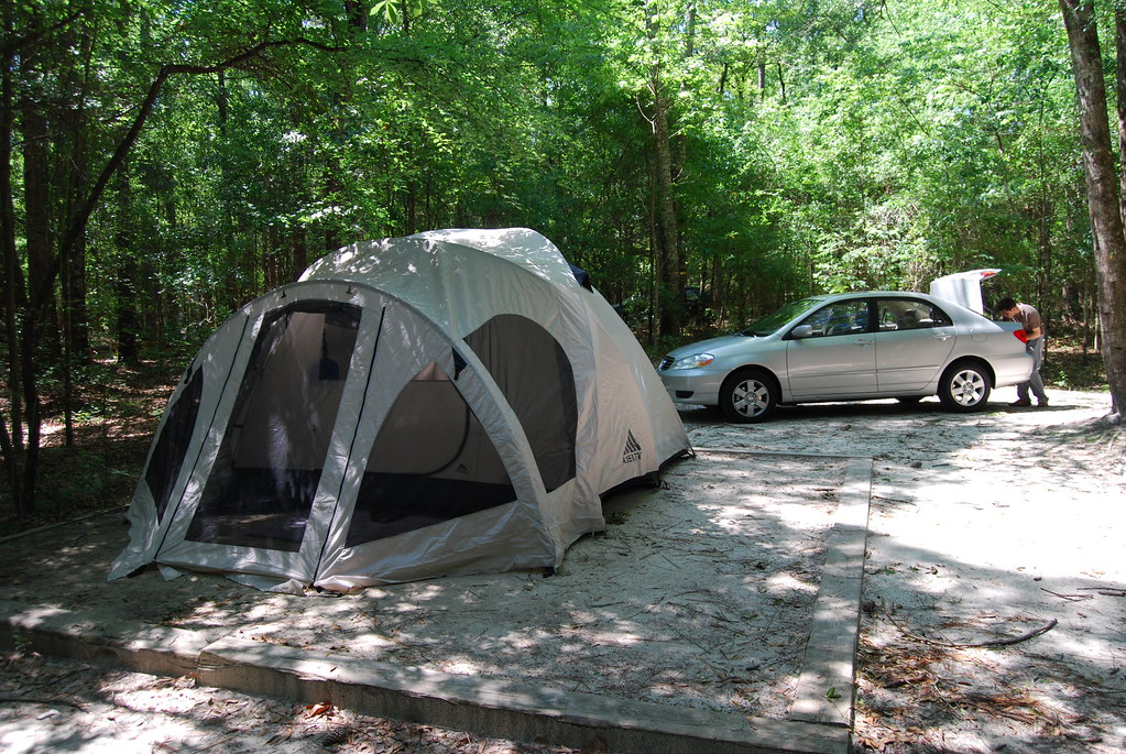 Bedroom Tent With Living Room Amp