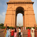 "New Delhi's ""India Gate"""