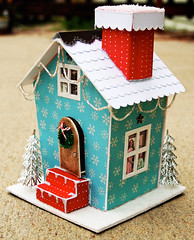 Christmas House | by charmedgirlnc
