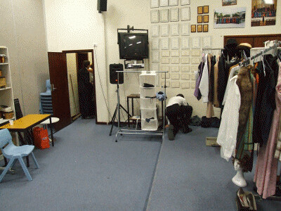 Changing Room Photos