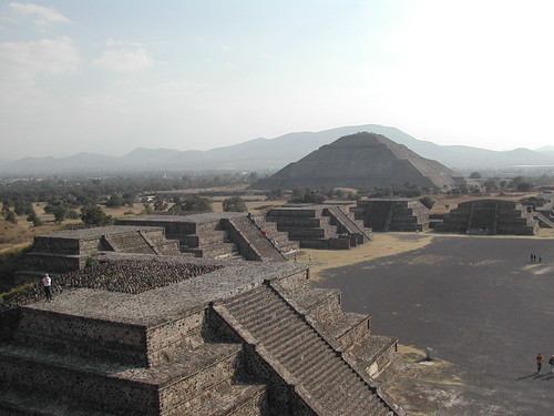 Teotihuacan, Mexico | by Laura Rush