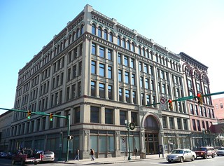 Syracuse, NY (former) Dey Brothers Department Store | by army.arch