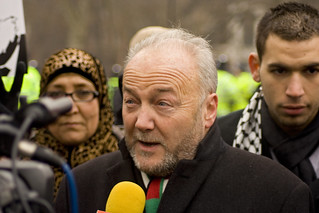 George Galloway | by Vince Millett