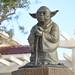 Yoda Fountain at Letterman Digital Arts
