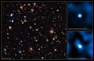 Chandra Deep Field South (NASA, Chandra, Hubble, 06/15/11) | by NASA's Marshall Space Flight Center