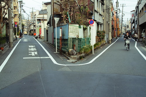 The fork in the road | by i_yudai