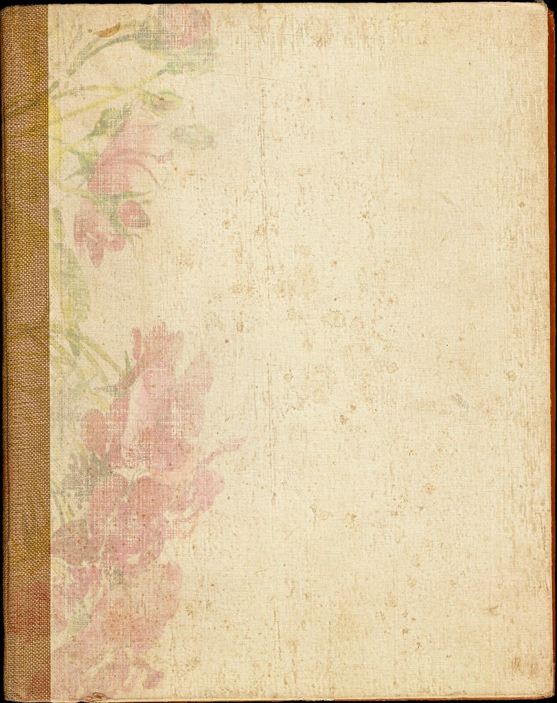 Vintage Book Cover Paper ~ Old book back texture playingwithbrushes flickr