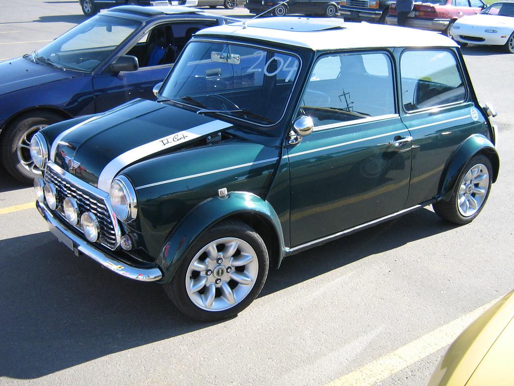 Mini Cooper Forum >> Auto-X Mini Cooper | The is a late 80s or early 90s Rover Mi… | dave_7 | Flickr