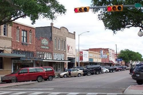 King Ranch Texas >> Beautiful Downtown Kingsville, Texas | Kingsville, Texas ...
