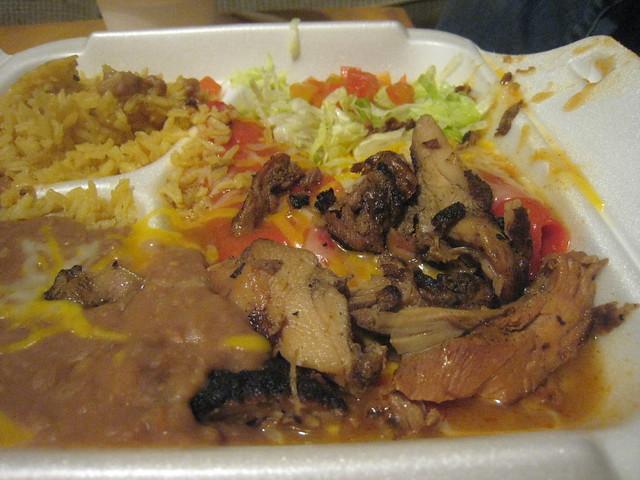 Taco Fast Food California