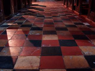 Quarry tiles image