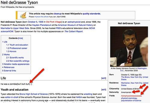 Neil deGrasse Tyson  Wikipédia a enciclopédia livre