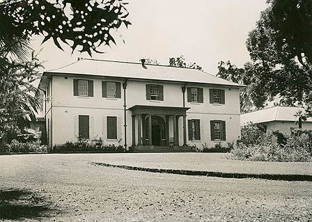 Old government house at parramatta old government house for Classic house records