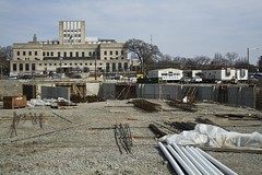 Harrison Square Site 3-26-2008