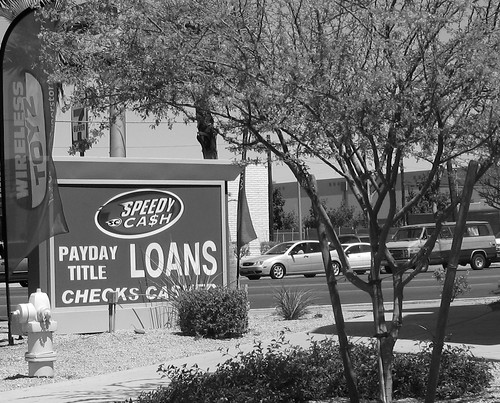 Speedy Ca$h Payday Loans | by kevin dooley