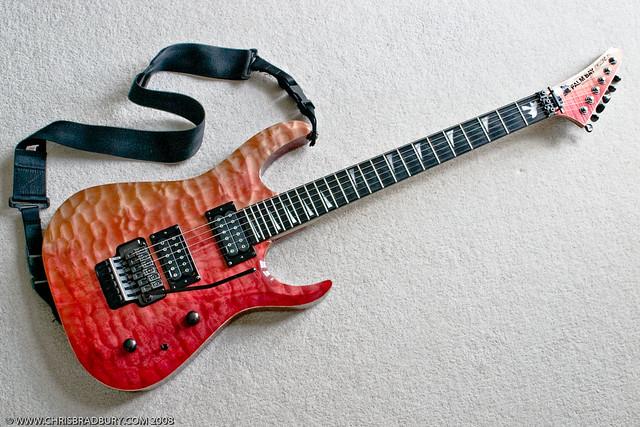 Palm bay guitar
