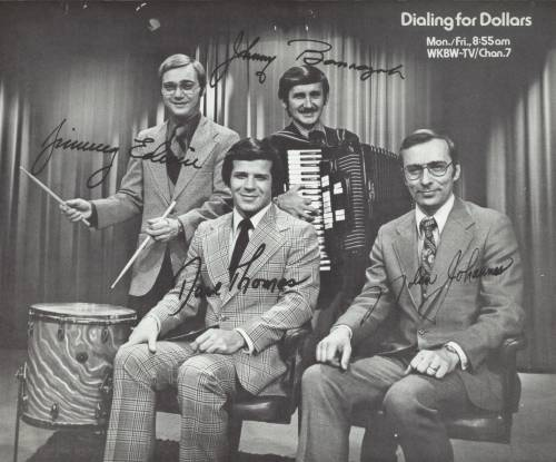 dialing for dollars cast on wkbw