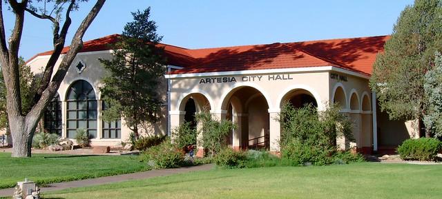 Artesia Nm City Hall
