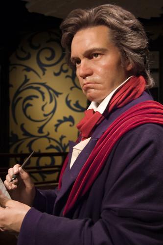 Death of Ludwig van Beethoven