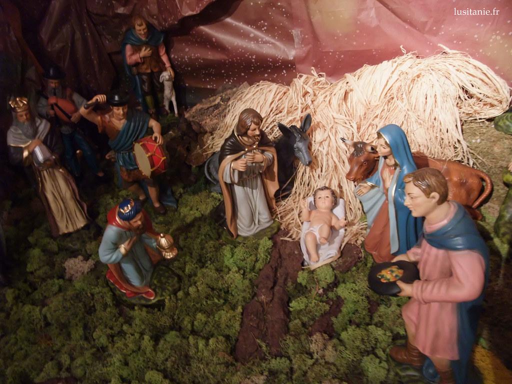 Crèche de Noël portugaise