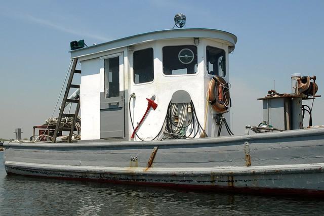 Fishing boat on long island sound city island bronx nyc for City island fishing
