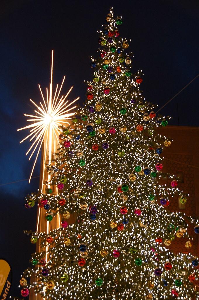 Seattle Christmas Tree Seattle Christmas Tree At