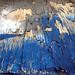 Blue Peeling Plywood