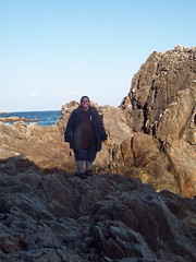 Me on the rocks take 2