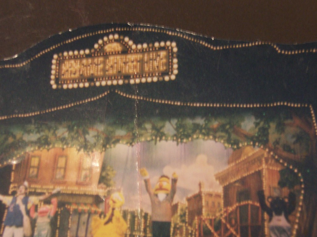sesame street live 1998