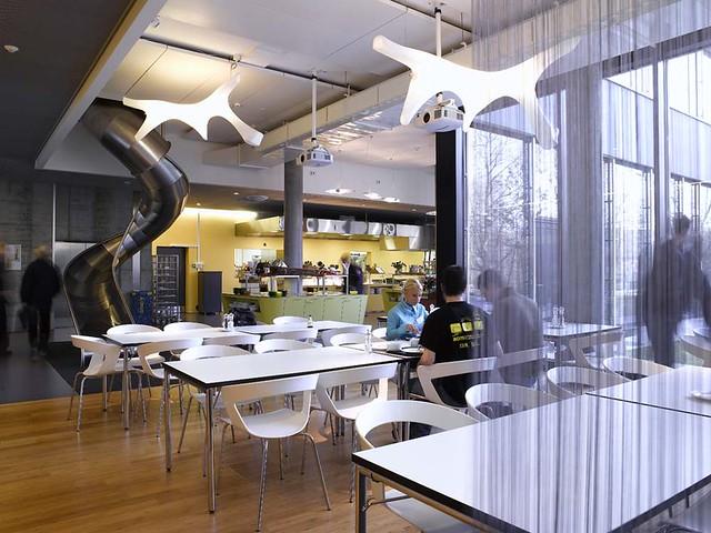 Google EMEA Engineering Hub Zurich Wwwcamenzindevolution Flickr Delectable Engineering Office Design