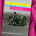 a short life of trouble, by Marcia Tucker and Liza Lou - ISBN: 9780520265950 - University of California Press - 2010 - The New Museum of Contemporary Art - New York - Marcia Tucker riding a 1960 BSA Motorcycle -