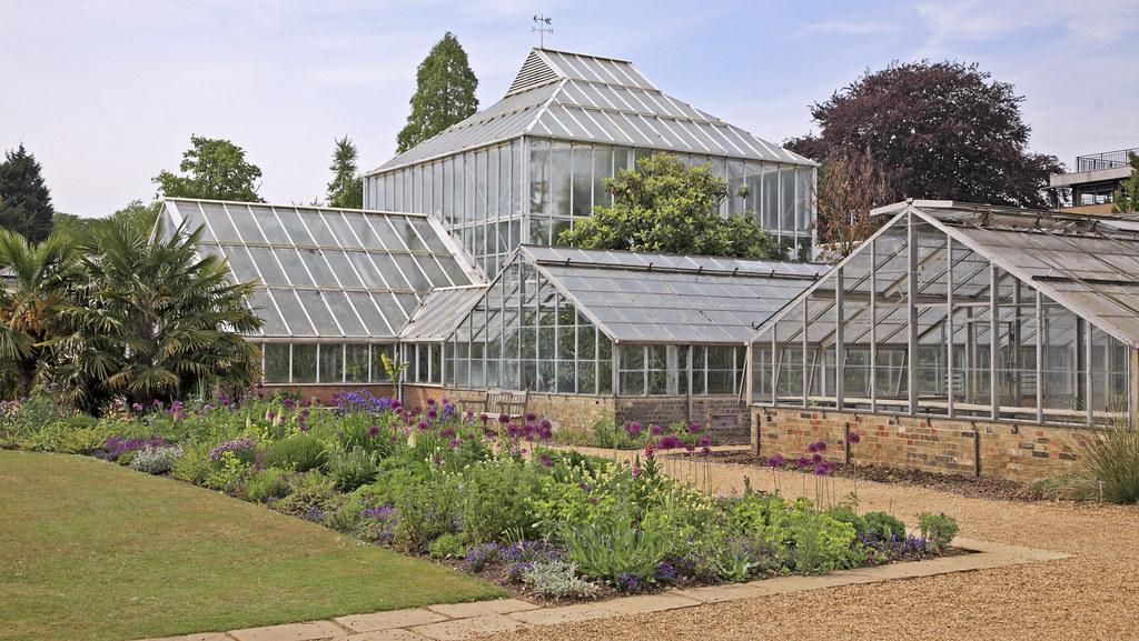 Botanic Garden Cambridge University Botanic Garden Sc