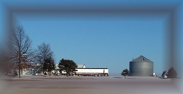 Farm Silo Snow North Kansas City Missouri temp s in th…