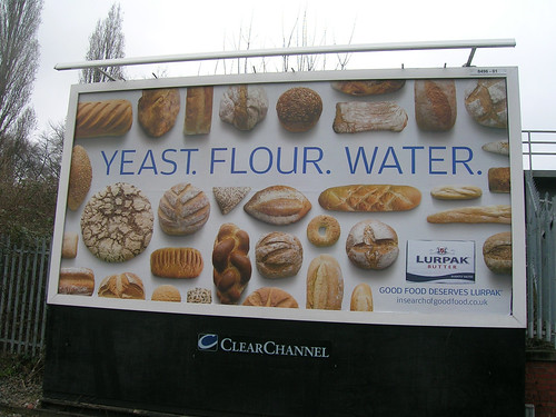 Yeast. Flour. Water | by Gene Hunt